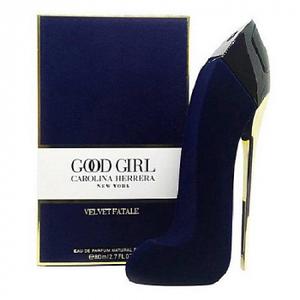 Caroline Herrera Good Girl Velvet Fatale Blue Парфюмированная вода 80 ml
