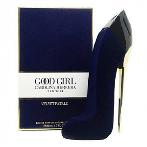 Caroline Herrera Good Girl Velvet Fatale Blue Парфюмированная вода 80 ml