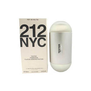 Carolina Herrera 212 Women 100 ml Тестер