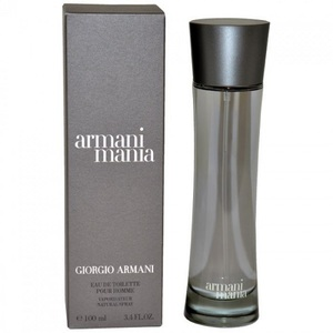 Armani Mania Men Туалетная вода 100 ml