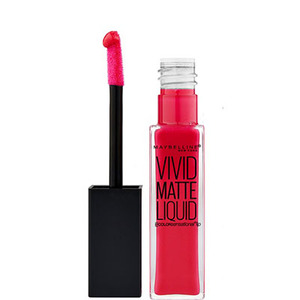 Maybelline Vivid Matte Liquid By Color Sensational Блеск для губ тон 40 Original