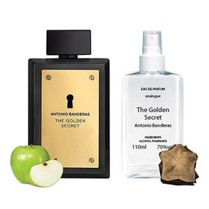 Antonio Banderas The Golden Secret Парфюмированная вода 110 ml