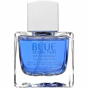 Antonio Banderas Blue Seduction For Men Туалетная вода 100 ml Tester