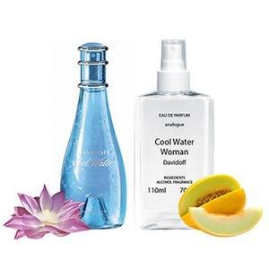 Davidoff Cool Water Woman Парфюмированная вода 110 ml