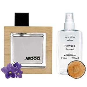 Dsquared2 He Wood Парфюмированная вода 110 ml