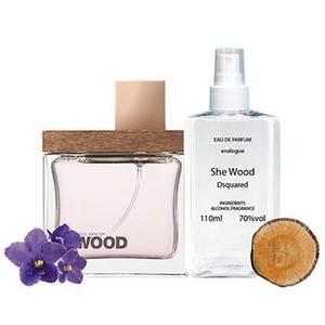 Dsquared2 She Wood Парфюмированная вода 110 ml