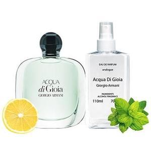 Giorgio Armani Acqua Di Gioia Парфюмированная вода 110 ml