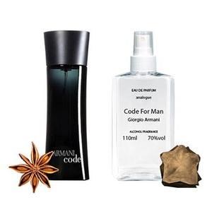 Giorgio Armani Code For Man Парфюмированная вода 110 ml