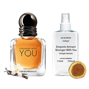 Giorgio Armani Emporio Armani Stronger With You  Парфюмированная вода 110 ml