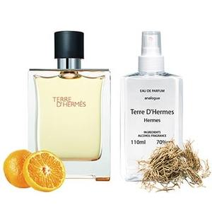 Hermes Terre D'Hermes Парфюмированная вода 110 ml