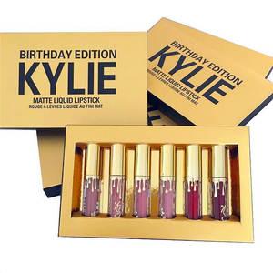 Kylie Birthday Edition Matte Lipstick Набор помад