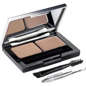 L'Oreal Brow Artist Genius Kit Набор для макияжа бровей светло-коричневый Original