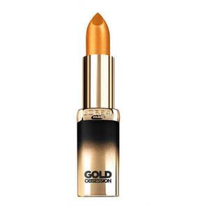 L'Oreal Paris Color Riche Gold Obsession Помада тон Pure Gold Original