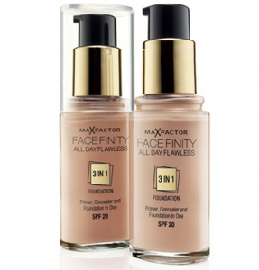MaxFactor Face Finity All Day Flawless 3in1 Тональный крем