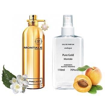Montale Pure Gold Парфюмированная вода 110 ml