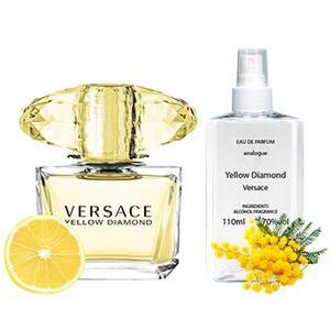 Versace Yellow Diamond Парфюмированная вода 110 ml