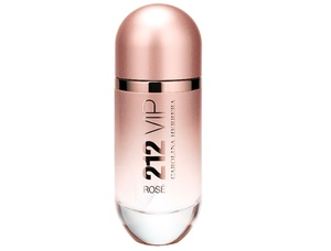 Carolina Herrera 212 VIP Rose Парфюмированная вода 80 мл (тестер)